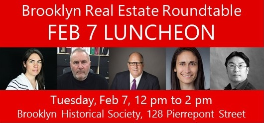 Feb 7th Real Estate Roundtable speakers
