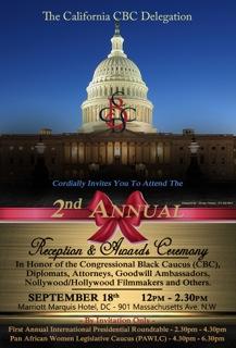 Awards Ceremony & Reception 2015