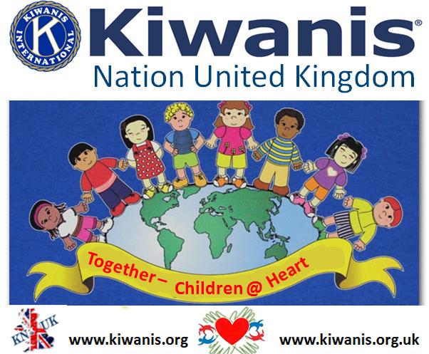 Kiwanis UK Motto 2016/17