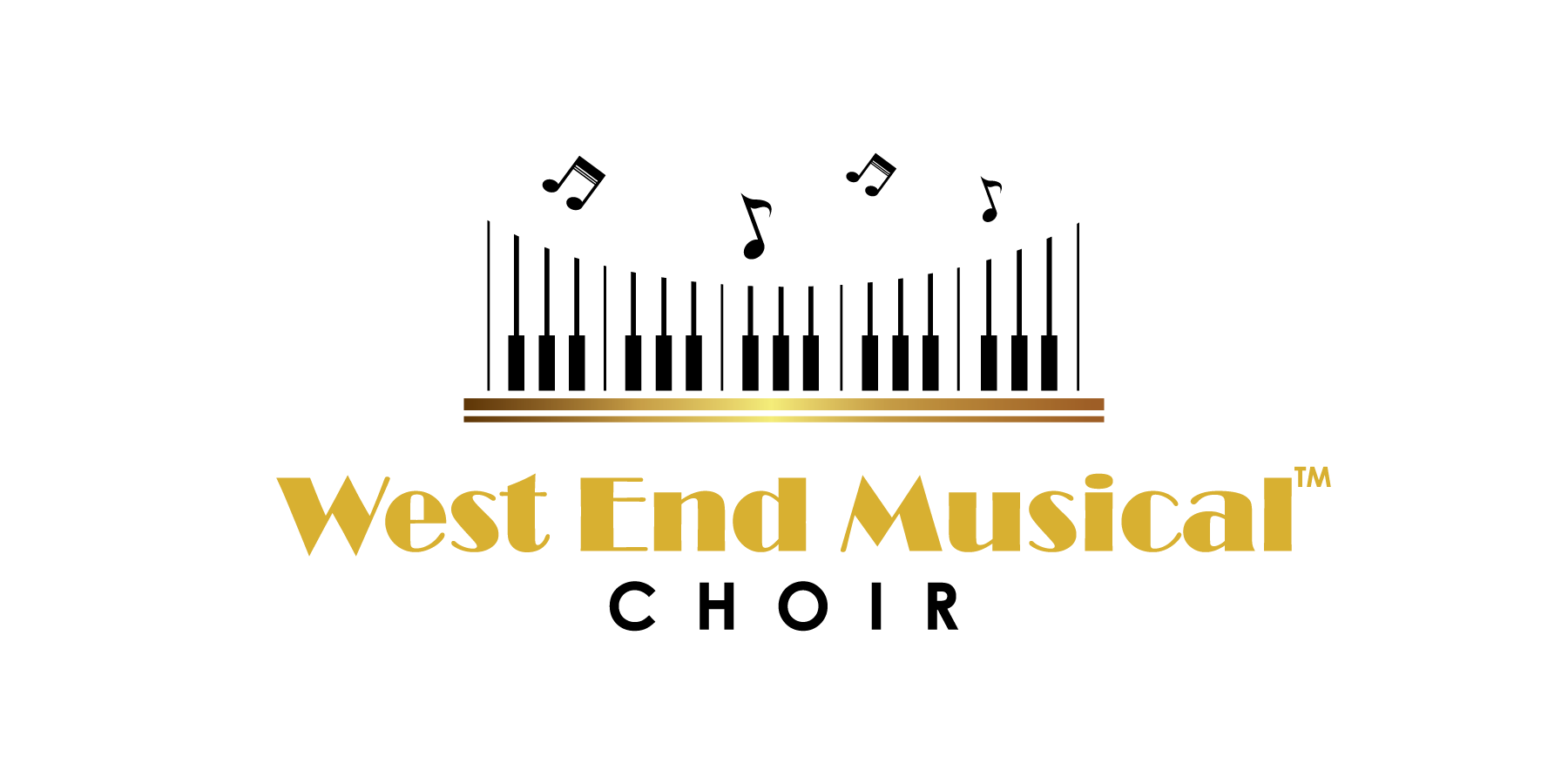 West End Musical Choir Logo