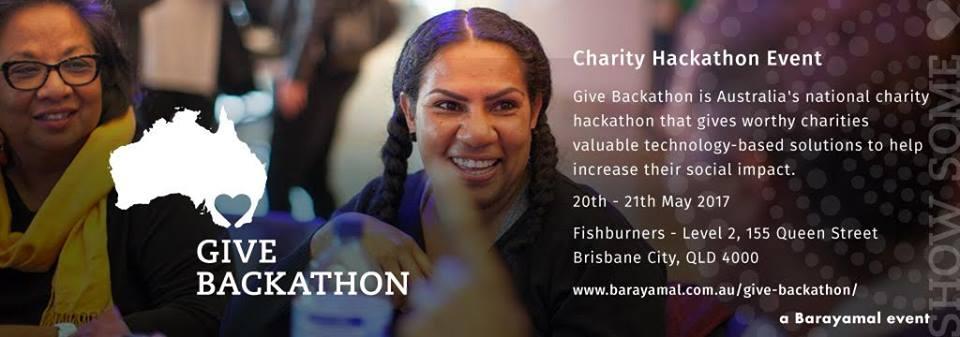 Give Backathon