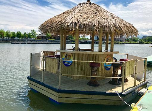 Buffalo Tiki Boat Image