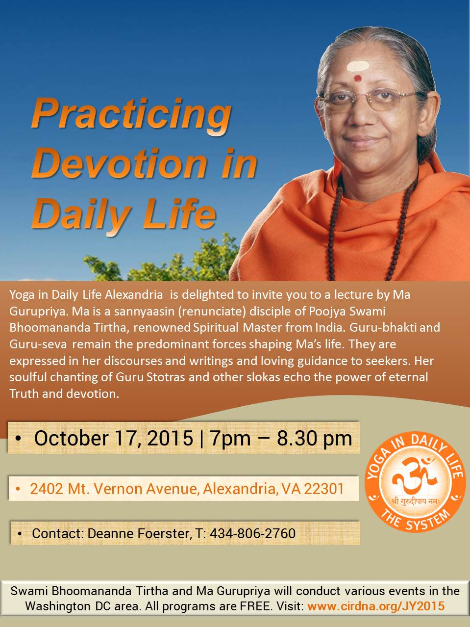 Practicing Devotion in Daily Life