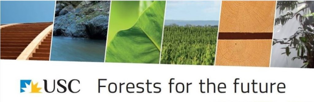 Forests for the Future banner