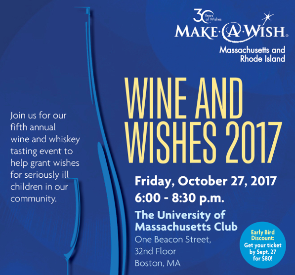 Wine and Wishes 2017