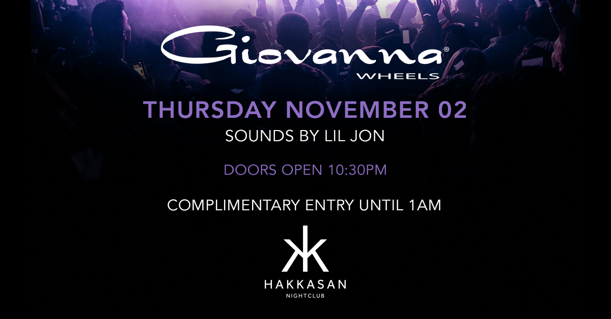 Giovanna Wheels Afterparty