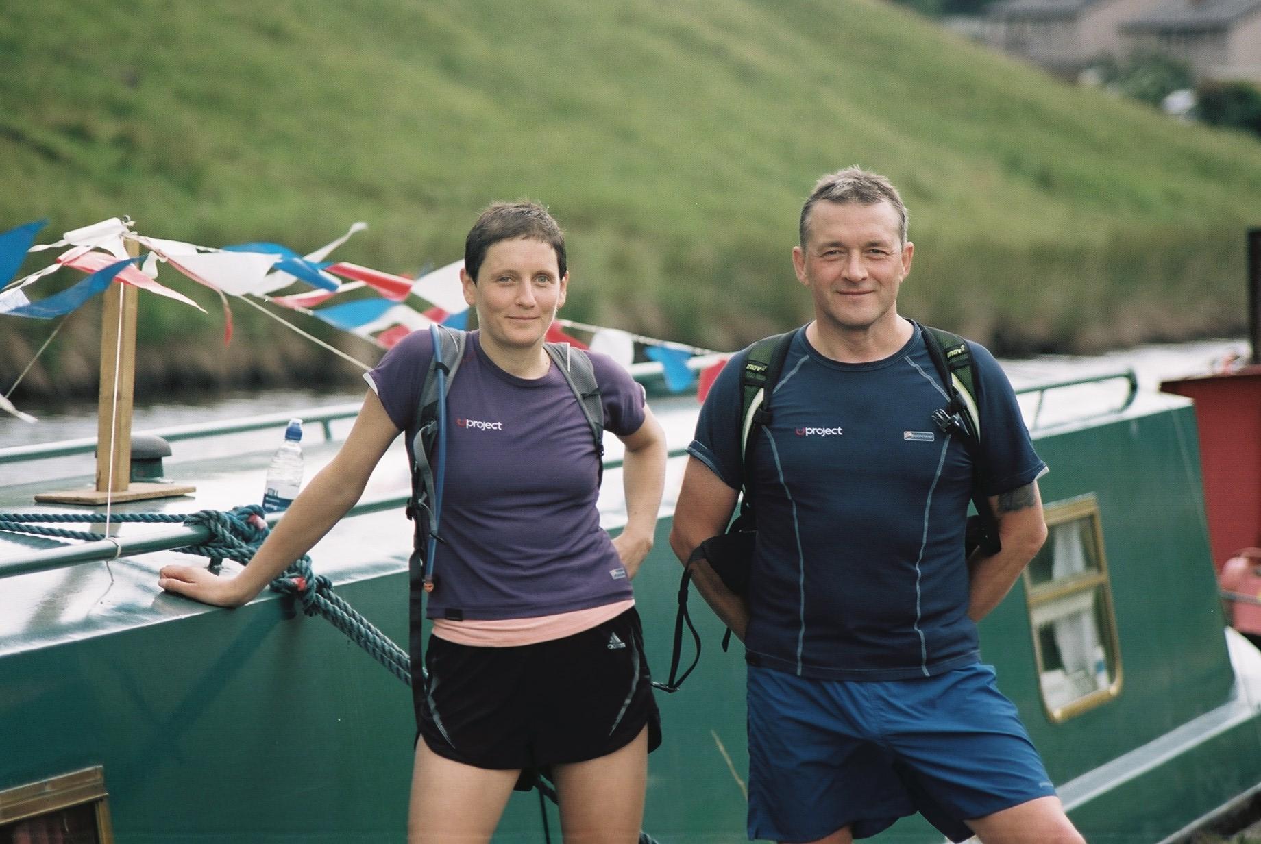 Alan and Gaynor Keane
