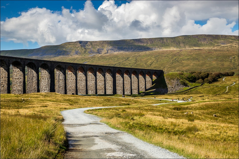 Whernside and Viaduct