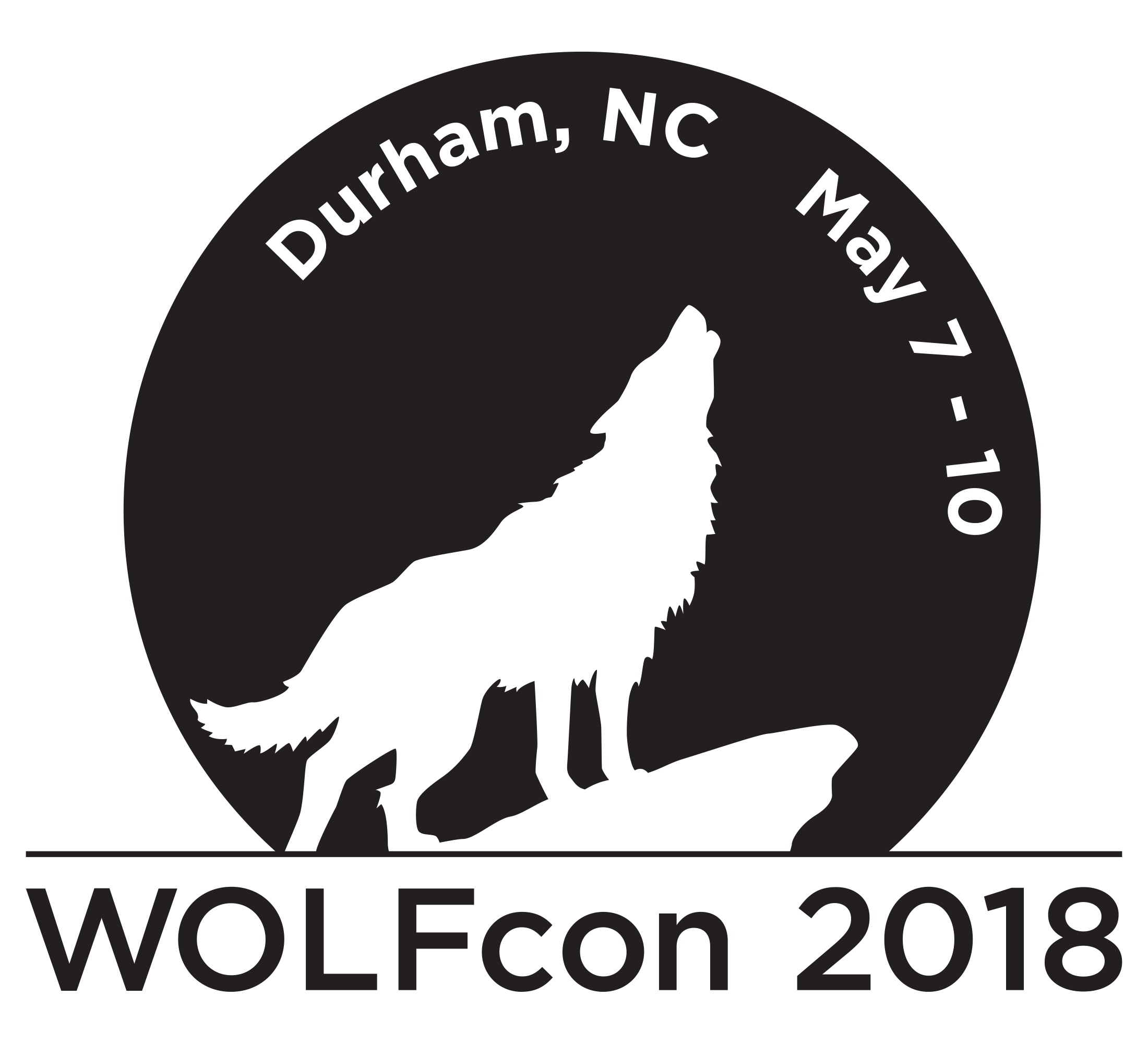 WOLFcon logo
