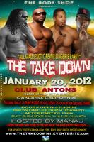 THE BODY SHOP PRESENTS THE TAKE DOWN (LINGERIE PARTY)