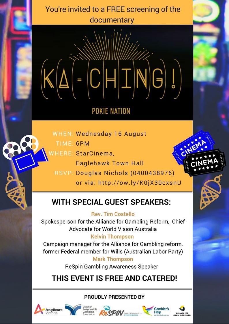 ka-ching Flyer