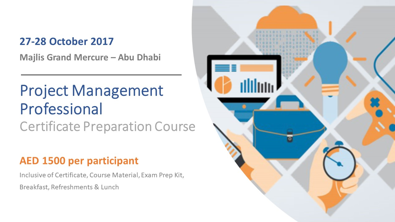 Project management professional - Project Management Professional Exam Preparation Course