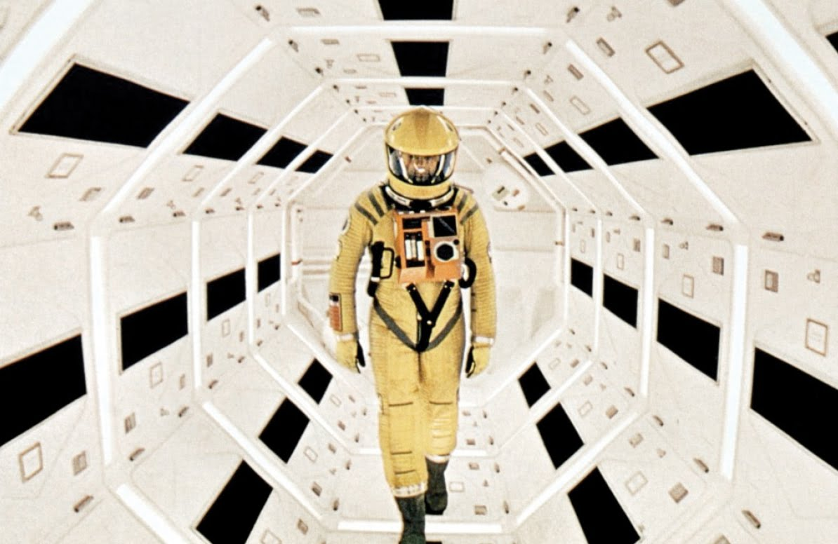 Stanley Kubrick's 2001: A Space Odyssey.