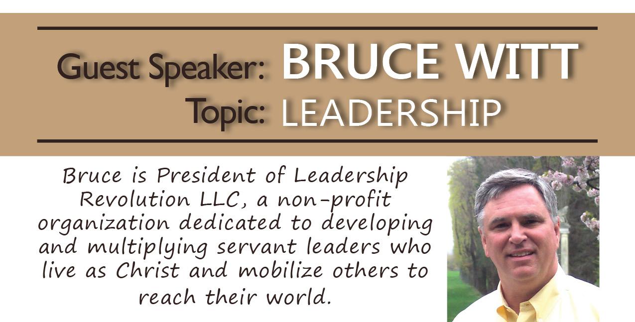 Bruce Witt