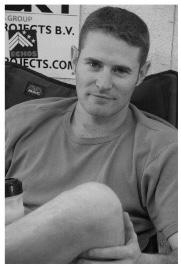 Trooper Matthew Millhouse, Iraq 2005