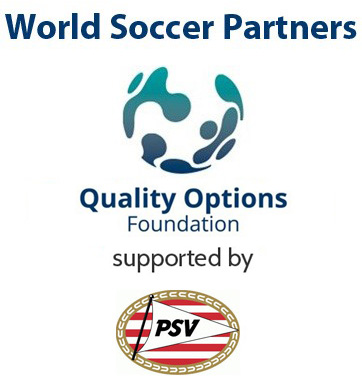 Photo of World Soccer Partners Logo
