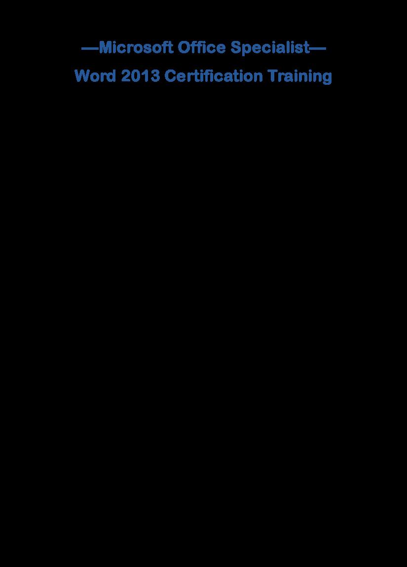 Microsoft word 2013 training troy ny tickets mon sep 18 2017 description xflitez Images