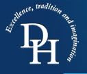 Derby High Logo