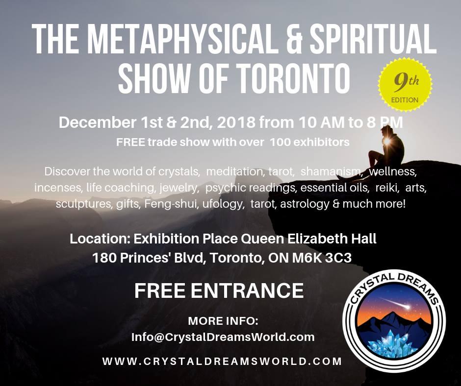 Metaphysical show of Toronto