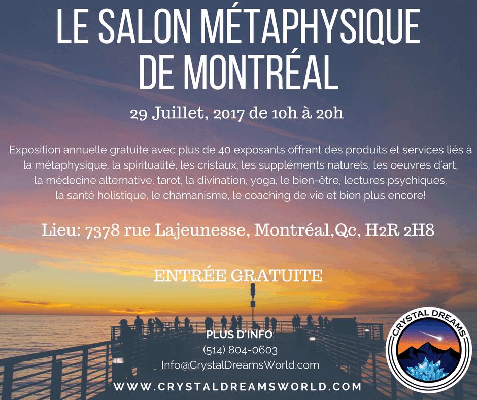 Le Salon Métaphysique De Montréal