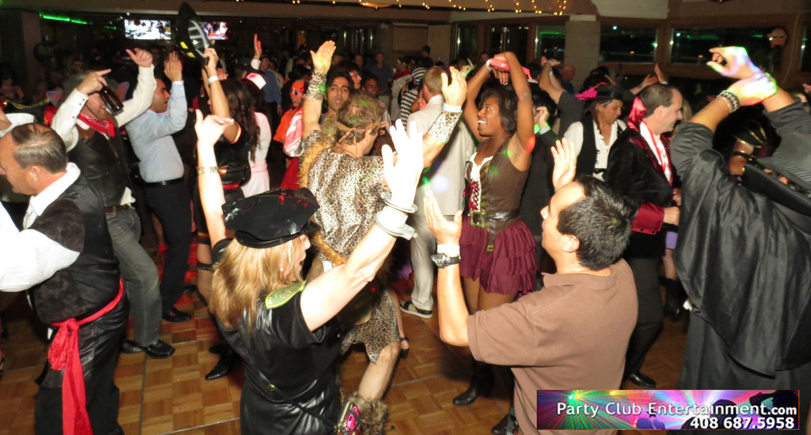 ☆Let's Celebrate At The Biggest Halloween Dance Extravaganza Ever ...