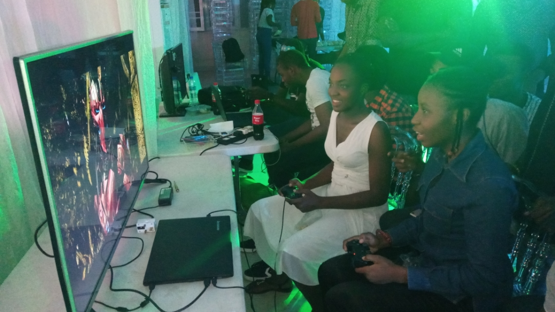 Gamers Party