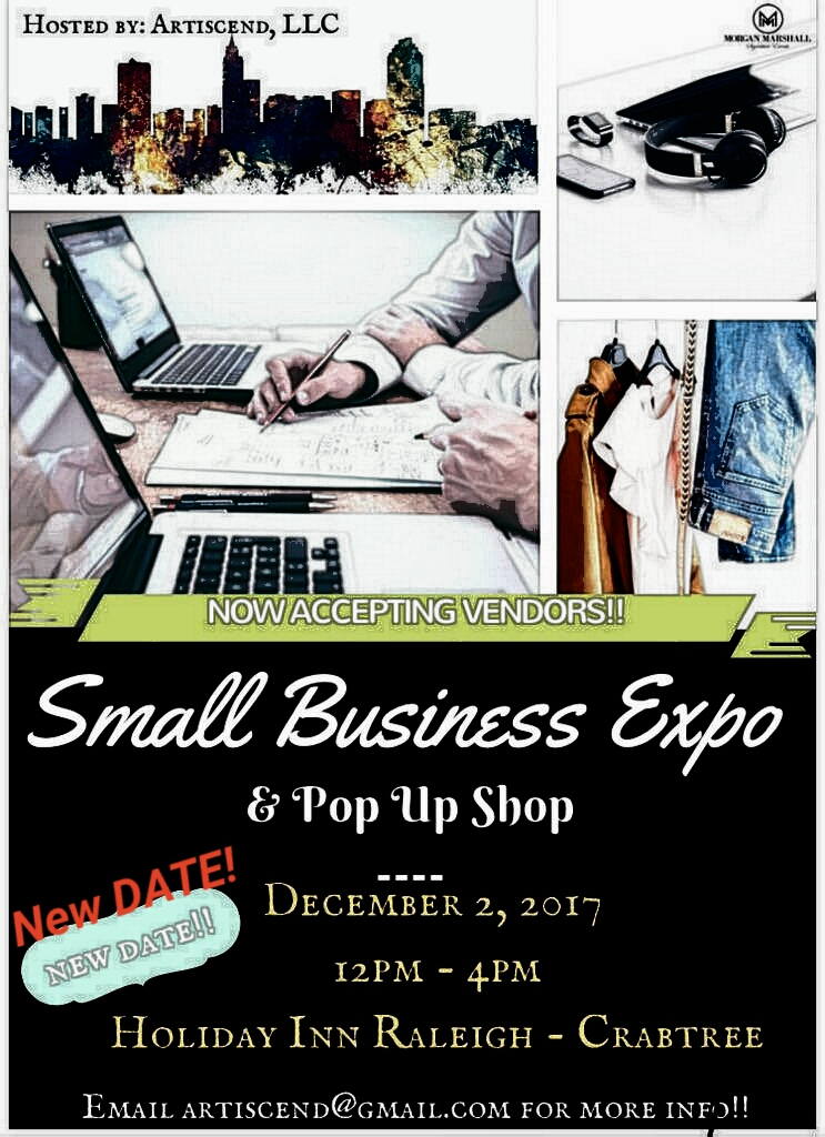 NEW DATE - Small Biz Expo 17'