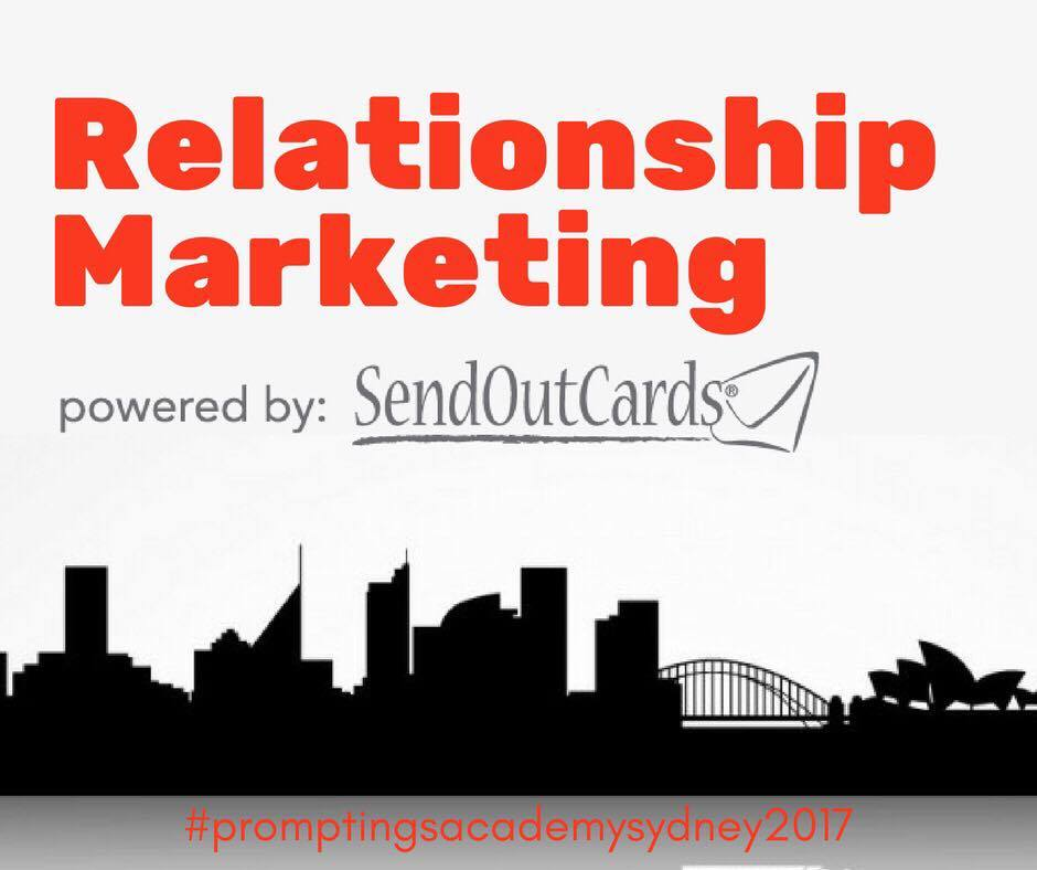 Relationship Marketing powered by SendOutCards