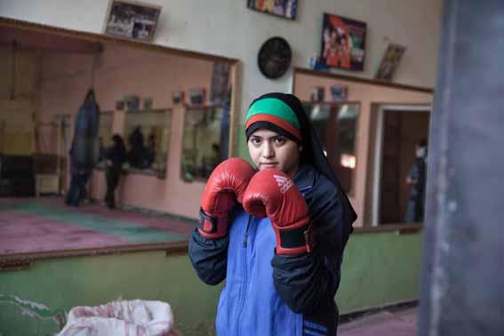 Delphine Renou - Insoumises afghanes