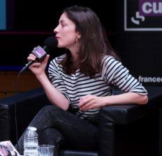 Marie Richeux - c Christophe Abramowitz