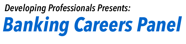 Banking Careers Panel Title