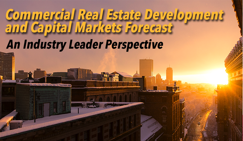Commercial Real Estate Development : Commercial real estate development and capital markets