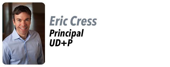 Eric Cress, Principal at UD + P