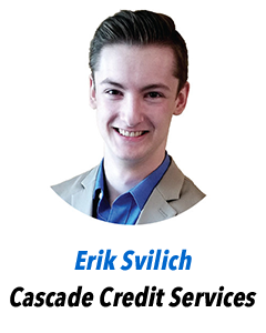 Headshot of Erik Svilich