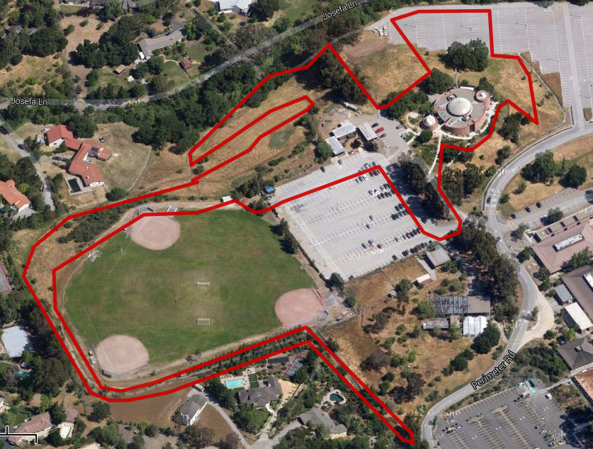 Foothill course