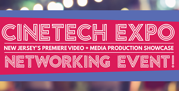 CineTech Expo Networking Event 2018