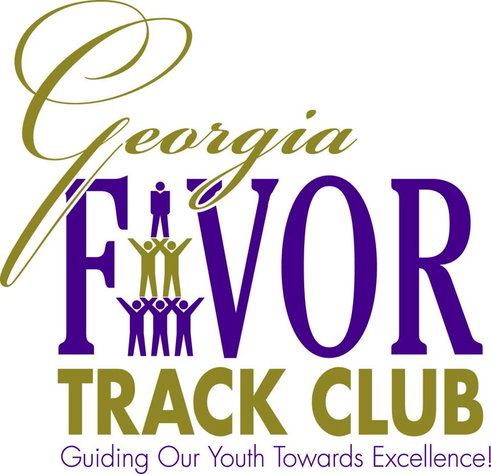 Georgia Favor Track Club logo