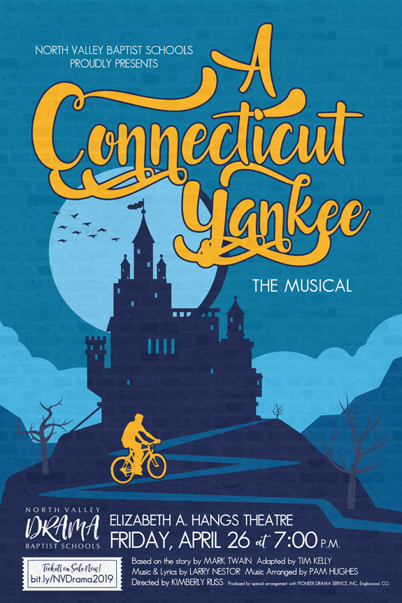 A Connecticut Yankee: The Musical