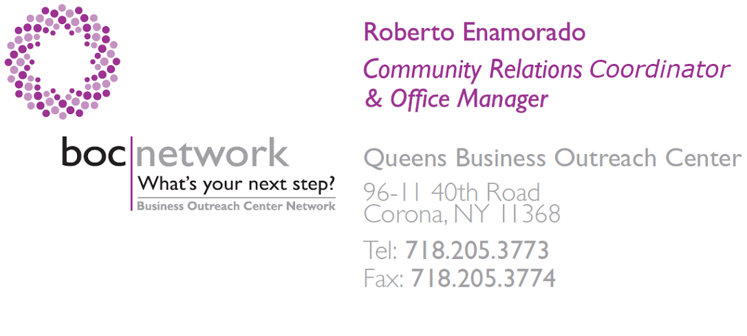 Business Card - Roberto Enamorado
