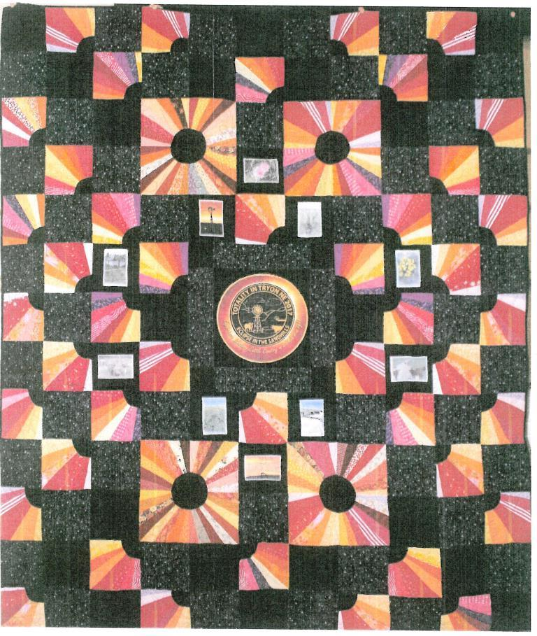 Eclipse Quilt