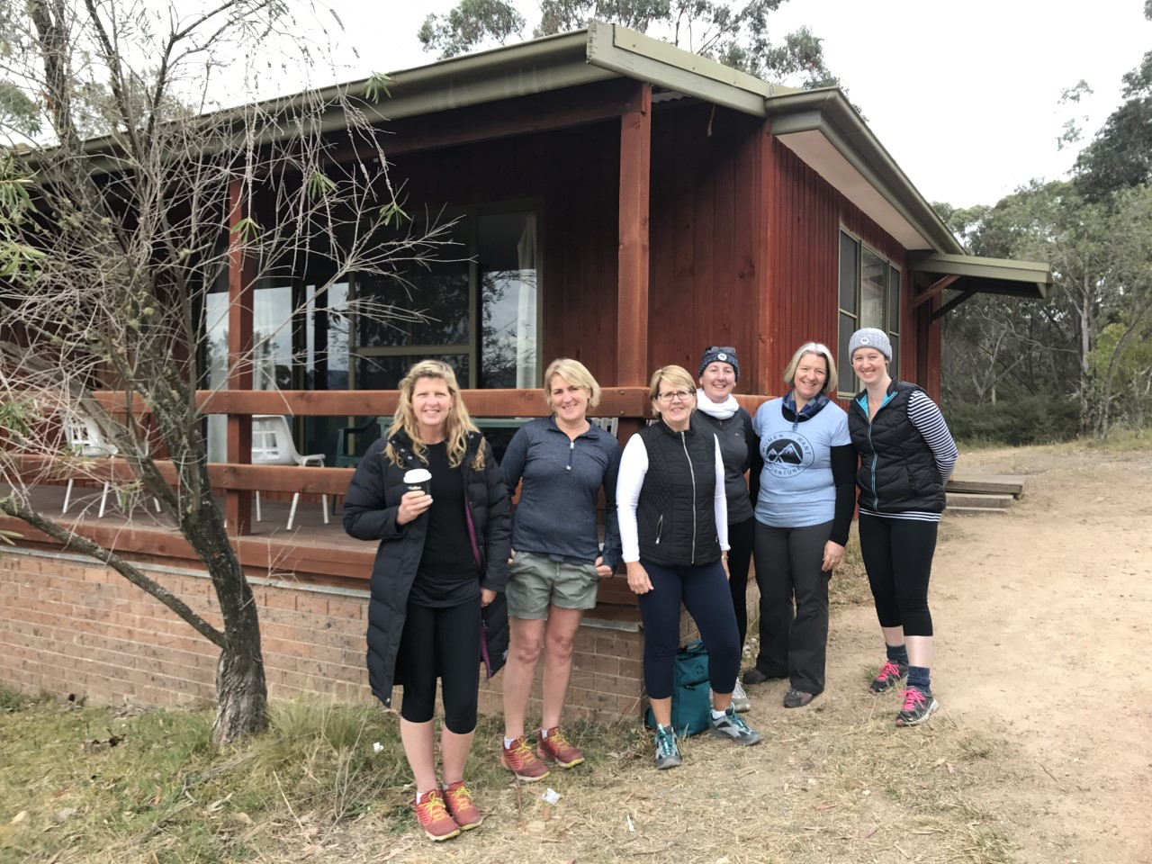 Women Want Adventure Blue Mountains