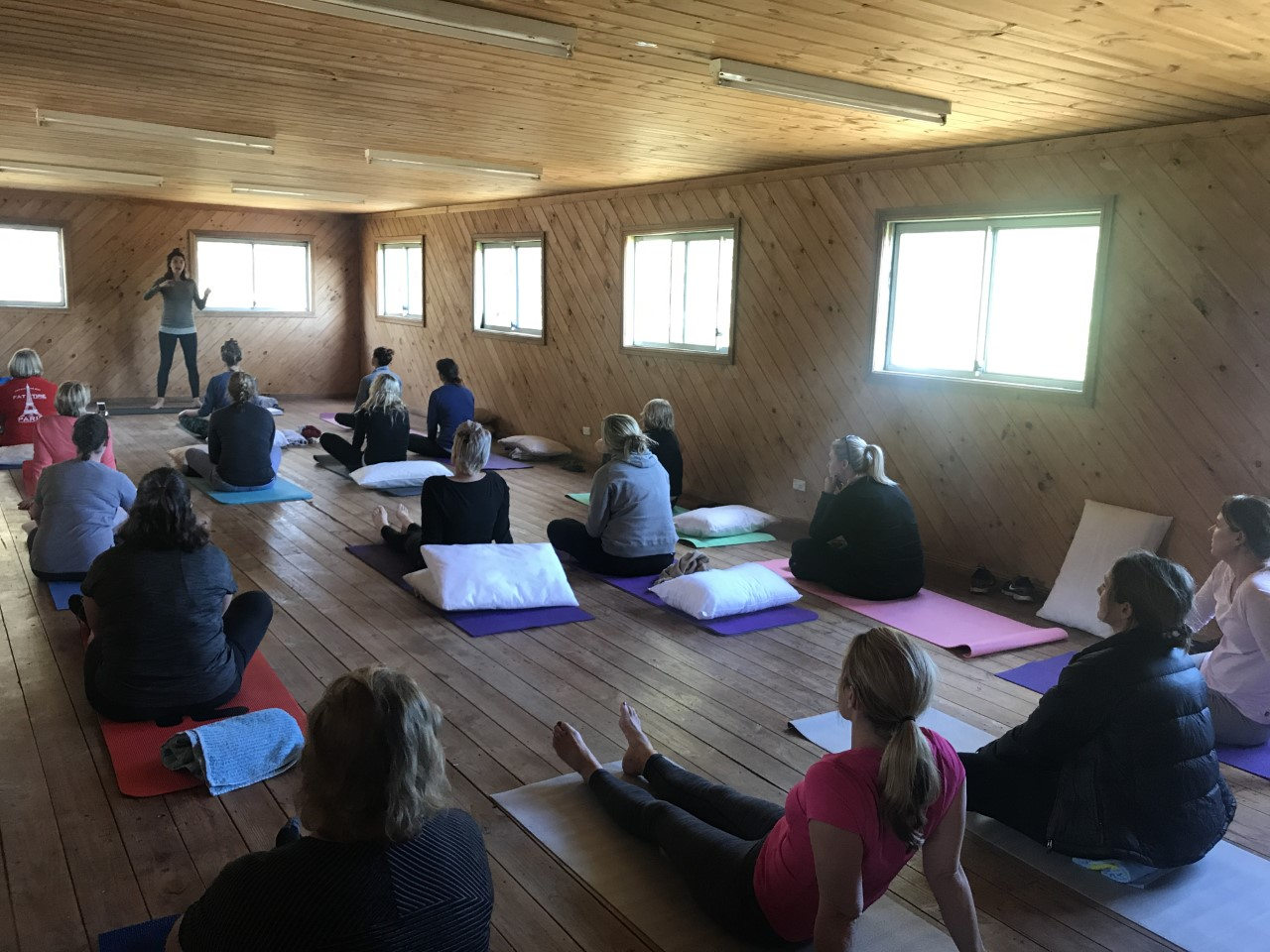 Women Want Adventure Yoga Trip