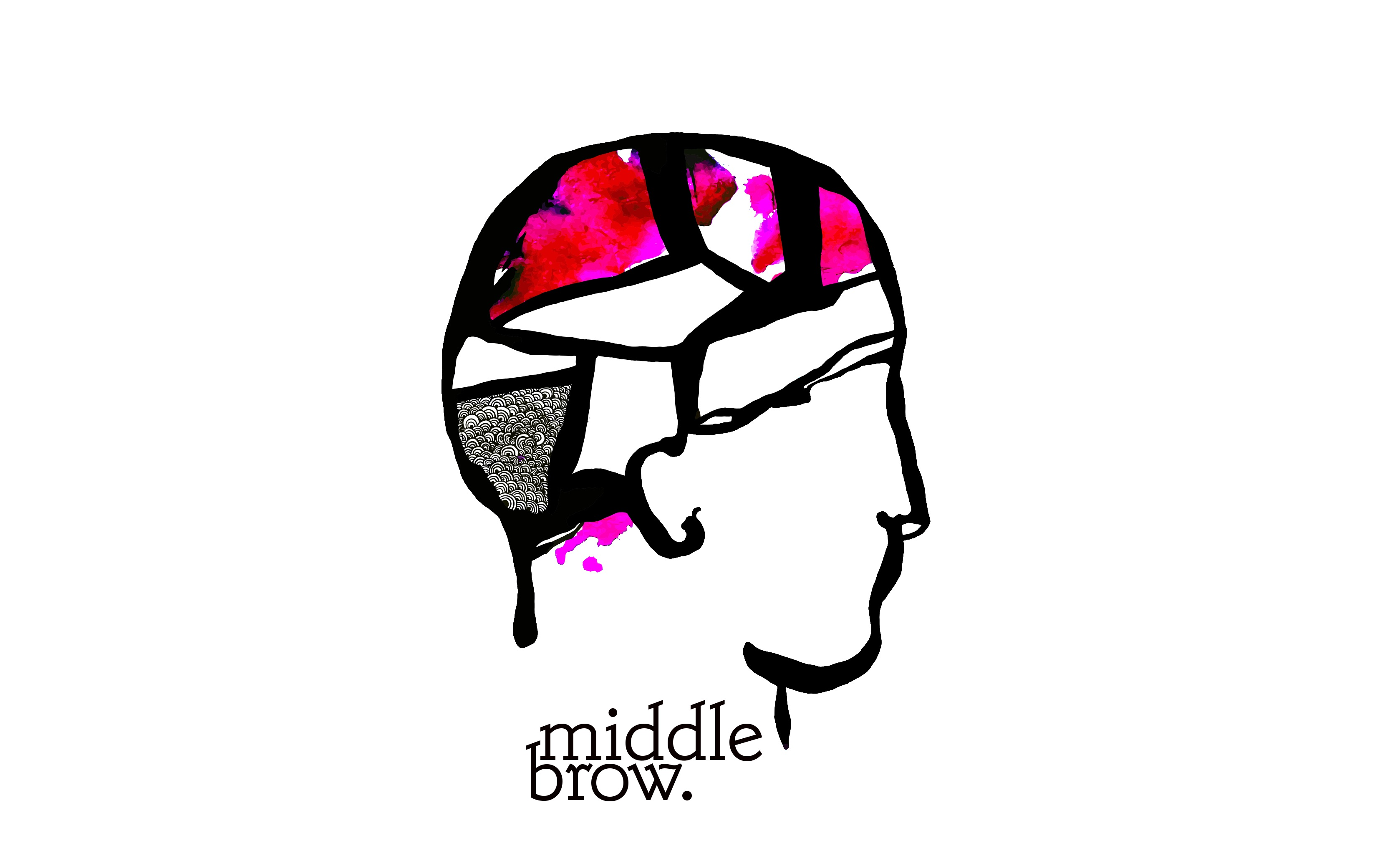 Middle Brow Beer Company Logo