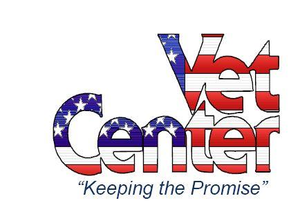 Vet Center Flag Logo