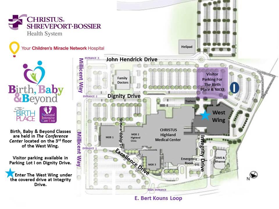Christus Health Emergency Room Shreveport