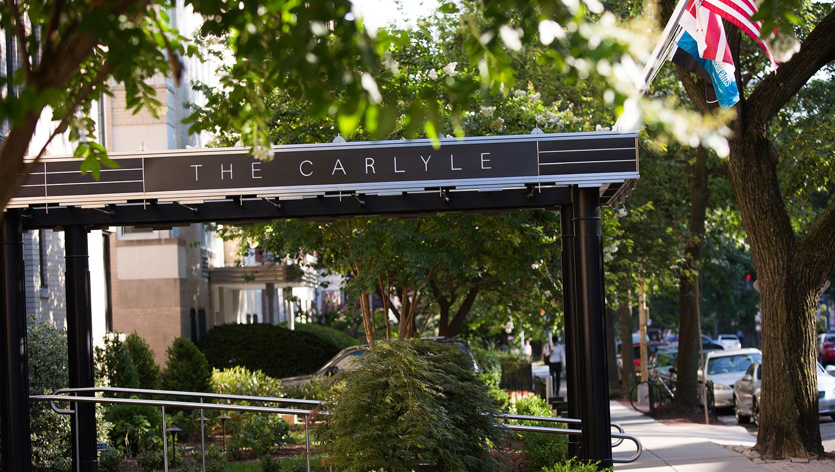 Kimpton Carlyle Hotel D.C. exterior