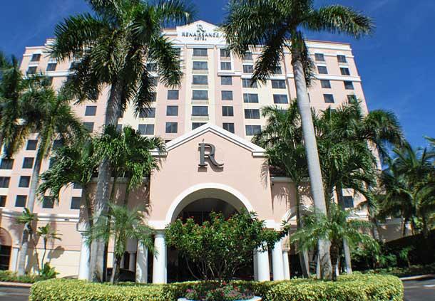 Renaissance Fort Lauderdale exterior