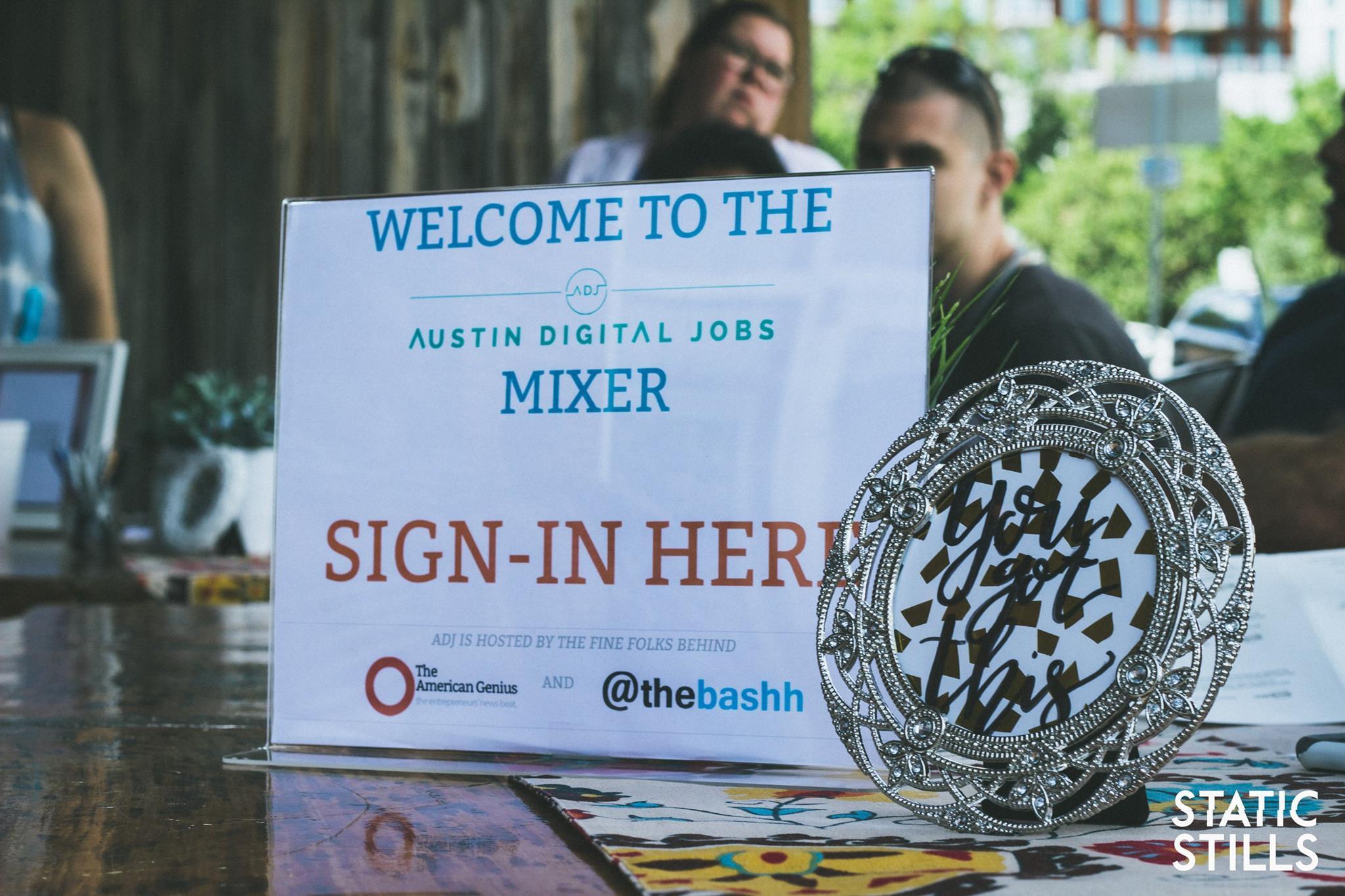 ADJ Recruiting Mixer