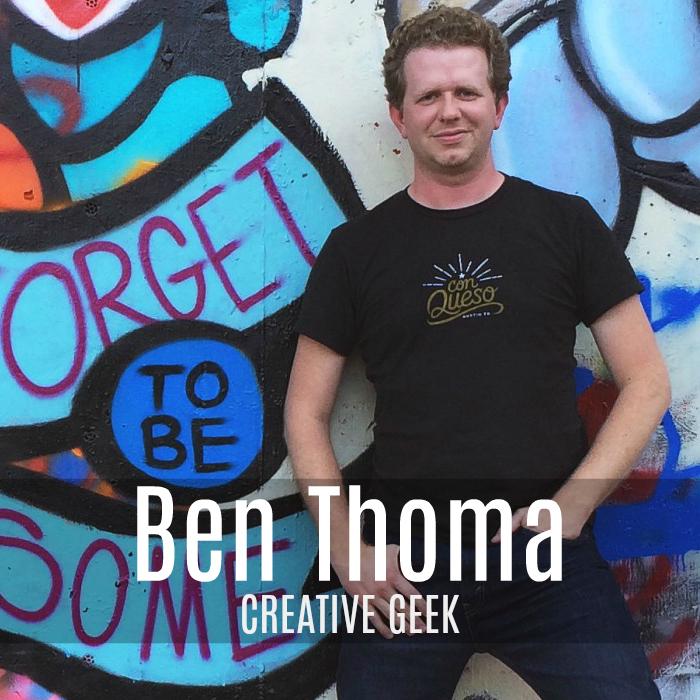 Ben Thoma, STUMP the Developer emcee