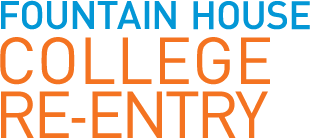 Fountain House College Re-Entry Logo